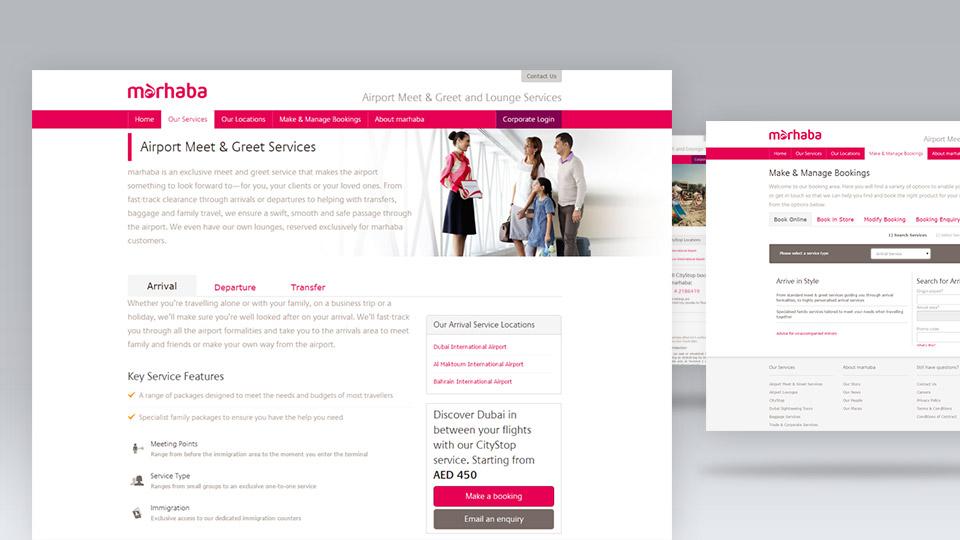 marhaba website